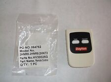 NEW HV30025G Remote Control For Use With 2HNR8, 2HNR9, 2HNT3 (H12T)