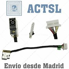 DC Jack para portátil HP 15-Ac Series (With Cable)