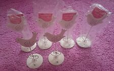 Sass & Belle bundle metal memo clips wedding table birds shabby