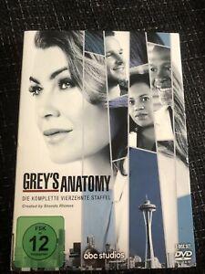 Grey's Anatomy: Die jungen Ärzte - Die komplette 14.... | DVD | Zustand sehr gut