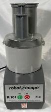 Robot Coupe R101 25 Qt Commercial Food Processor
