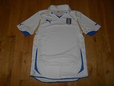 PUMA ITALIA NATIONAL SOCCER TEAM JERSEY KIT MENS M FIGC BALOTELLI WORLD CUP FIFA