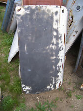 BMW 2002 1969 1970 1971 1972 PASSENGER DOOR SHELL RESTORABLE WILL SHIP READ AD