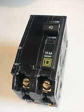 Square D Qo240 40 A Circuit Breaker