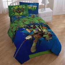 Teenage Mutant Ninja Turtles Shell Up 3pc Twin Bed Sheet Set