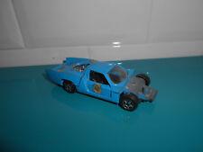24.09.17.1 Renault alpine A220 bleu Norev jet car n°809 1/43