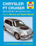 Haynes Workshop Manual Chrysler PT Cruiser 2000-2009 Service Repair