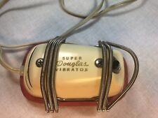 Vintage Super Douglas Handheld Massage Massager   Works Great