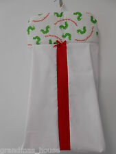 Very Hungry Caterpillar Nappy Diaper Stacker 100% Cotton - Handmade