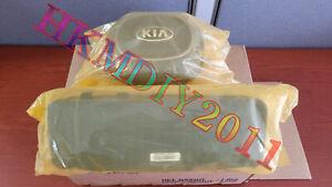 Genuine OEM Steering Wheel & Knee Airbag Module 2PC For 2021 2022+ Kia Sorento