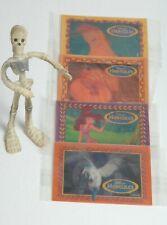 Stouffer's Disney Hercules Lenticular Trading Cards Pegasus Philoctetes Megara