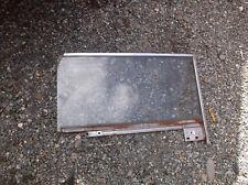 1963 1/2 1964 1965 Falcon Comet 2 Door Glass RH Clear Carlite Passenger's Side