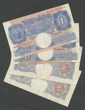 England Peppiatt English Banknotes (Pre-1952)
