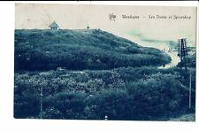 CPA - Carte postale - Belgique Wenduine -Les Dunes et Sploenkop-1932 VM949