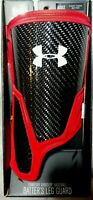 Under Armour Baseball Batter's Leg Guard Adult Right Hand Batter Red MSRP$59.99
