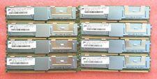 32GB (8x4GB) Memory KIT FOR IBM- BladeCenter HS21 XM  (7995-xxx) 1 YEAR WARRANTY