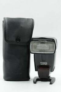 Canon 580EX Speedlite Flash #943