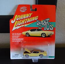 Johnny Lightning Super 70's 1972 Buick Riviera