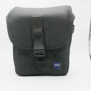 Zeiss Binocular case Only W/ two cleaning cloths Nice