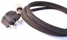 MCRU NO.85 MAINS POWER LEAD MKII | 2 METRES | FITS NAIM