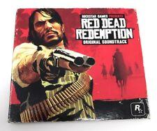 Red Dead Redemption Original Soundtrack CD Rockstar Super Rare Hard To Find