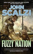 Fuzzy Nation by Scalzi, John ( Author ) ON Apr-17-2012, Paperback by Scalzi, Joh