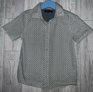 Boys Age 4-5 Years - M&S Autograph Summer Shirt