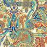 ROBERT KAUFMAN PREMIUM FABRIC - TREASURES OF ALEXANDRIA - DESIGNS - IVORY