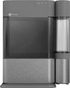 GE Profile - Portable Ice maker with Nugget Ice Production