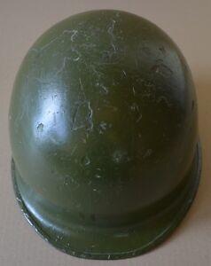 Armee Helm, Stahlhelm,Helm mit Innenfutter oliv
