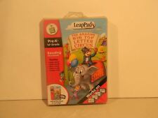 Leap Frog LeapPad Amazing Big Top Letter Circus Game Book