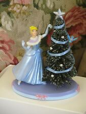 2008 Hallmark Keepsake A Princess Perfect Tree Disney's Cinderella ~ Nib New
