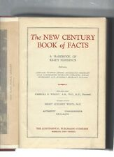 THE NEW CENTURY BOOK OF FACTS
