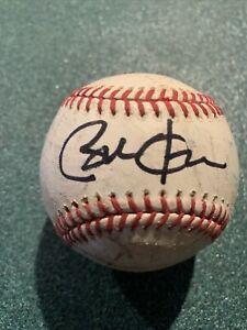 President Barack Obama Signed Autographed Used Rawlings Baseball W/COA
