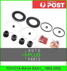 Fits TOYOTA RAV4 SXA1_ 1993-2000 - Brake Caliper Cylinder Piston Seal Repair Kit