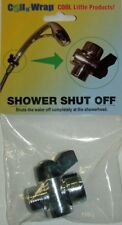 Positive Shower Shutoff- Easy way to Conserve Water