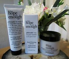 Philosophy When Hope Is Not Enough Essential Set All Full Sizes. B New & Sealed
