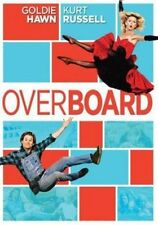 Overboard 0027616656629 With Kurt Russell DVD Region 1