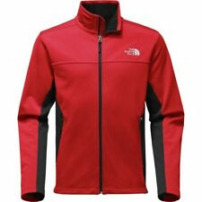 The North Face Apex Canyonwall Jacket (XL) High Risk Red / TNF Black NF110 (256)