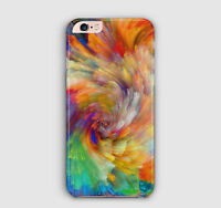 Rainbow Colour Splash Explosion Phone Case Cover