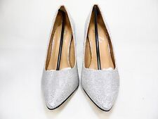Diba London  Beth Women's Pumps, Silver , Size 9 B