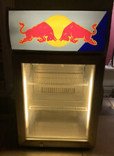 Red Bull Energy Drink Mini Fridge Table Top Small Refrigerator Vv2 Small Cooler