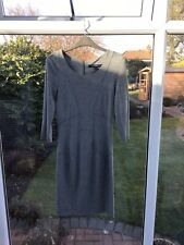 French Connection Dress In Jersey Size 12 With Spandex For A Great Shape