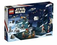 Lego Star Wars Advent Calendar Holiday Gift Set 280 Pieces Building Kit Ages 6+