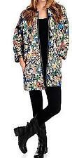 NEW Fair Child Textured Woven Drop Shoulder Faux Leather Trim Jacket - Sz. 1X