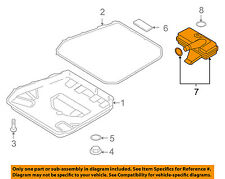 AUDI OEM 10-17 A5 Quattro Automatic Transaxle-Filter 0B5325429E