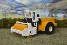 Plastic,  Plant Construction Vehicle Articulated Roller & Figure by Smart Toys