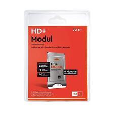 HD+ CI+ Modul inkl. HD+ Karte 6 Monate geeignet HD & UHD SAT Empfang Smartcard