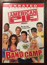 American Pie: Band Camp (DVD, 2005, Unrated) LIKE NEW, FREE SHIPPING!!