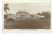 tq1268 - Cally Palace Hotel, in the Town of Gatehouse of Fleet - postcard